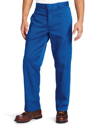 Dickies Men's Original 874 Work Pant, Royal Blue, 32W x 34L ()