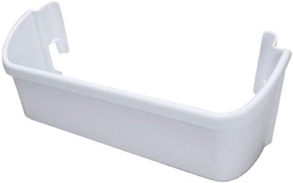 UpStart Components Brand 240351601 Refrigerator Freezer Door Bin Side Shelf /& 240356401 Door Bin Replacement for Frigidaire FFSS2622NS5 Refrigerator Compatible with 240351601 /& 240356401 Door Bin