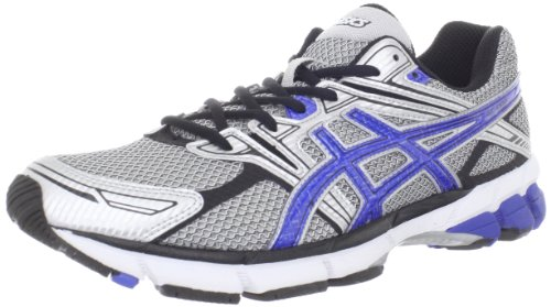 ASICS Men's GT-1000 Running Shoe,Lightning/Electric Royal/Black,8 D US