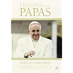 Historia de los papas book jacket