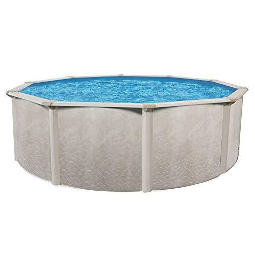 Cornelius Pools Phoenix 18 x 52 Round Steel Frame Above Ground Pool w/o Liner