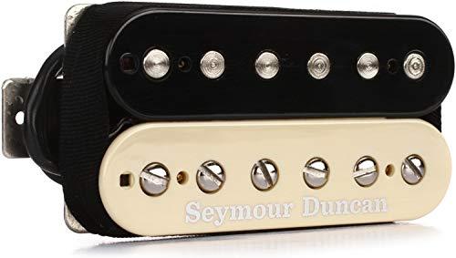 Paul Amp Les Junior - Seymour Duncan Saturday Night Special Humbucker Pickup - Zebra Bridge