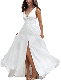 Amazon.com: Maxi - Wedding Dresses / Wedding Party: Clothing, Shoes ...