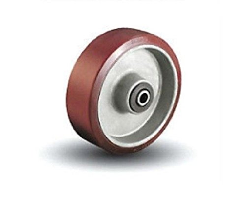 Colson 6'' x 2'' Polyurethane Wheel with 1/2'' ID 5-6-939 1200# Cap.