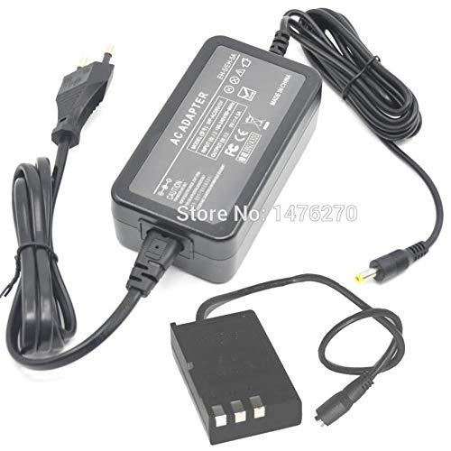 Pukido EH-5 EH-5A EH5 AC Power Adapter charger+EP-5 EP5 DC Coupler EN-EL9 ENEL9 EN EL9 dummy battery for Nikon D40 D40X D60 D3000 D5000 - (Plug Type: EU) (Nikon D40 D40x For Dummies)