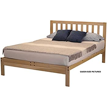 Amazon Com Kd Frames Nomad Plus Platform Bed Full
