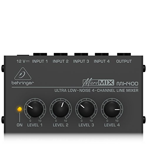 BEHRINGER MICROMIX MX400 - Image 4