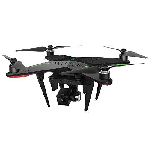 XIRO Xplorer Aerial UAV Drone Quadcopter with HD high-speed videos Camera and 3 image
