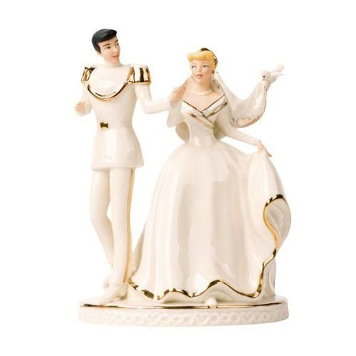 LLA A Magical Moment Cake Topper by Lenox ()