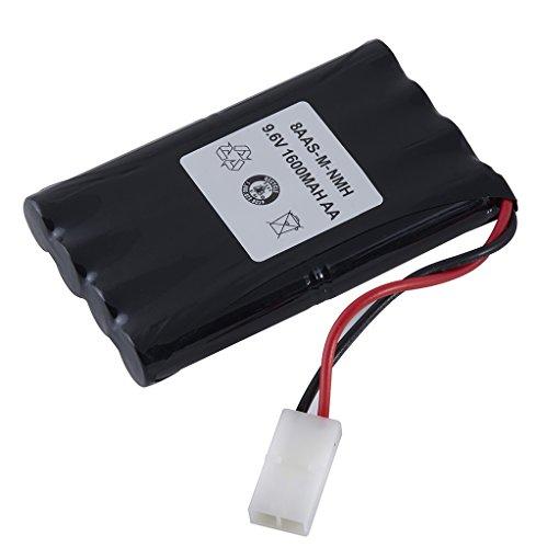 Radio Control 8AAS-MNMH Nickel Metal Hydride (NIMH) Battery