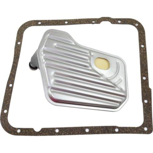 Automatic Transmission Filter compatible with C//K Full Size Pickup 93-98 Chevy Camaro 94-02 Kit w//Gasket
