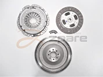 Kit de embrague + Volante Motor rígida Agila (a) (H00) 1.3 CDTI/Combo Furgón/Break 1.3 CDTI 16 V: Amazon.es: Coche y moto