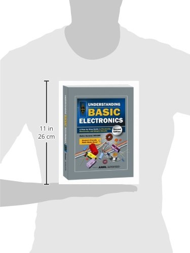 Understanding Basic Electronics (Softcover) by ARRL, the national association for Amateur Radio (Image #2)