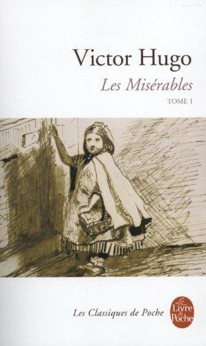 Les Misérables, tome 1 (Le Livre de Poche)