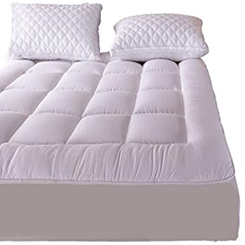 Amazon Com Bedsure Twin Xl Mattress Pad Twin Extra Long