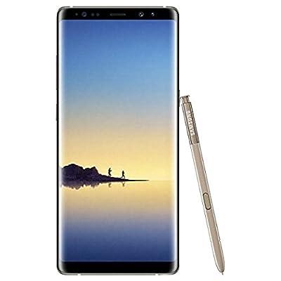 """Samsung Note 8 (64GB) N950F/DS 6.3"""" Dual SIM GSM Unlocked International Model, No Warranty"""