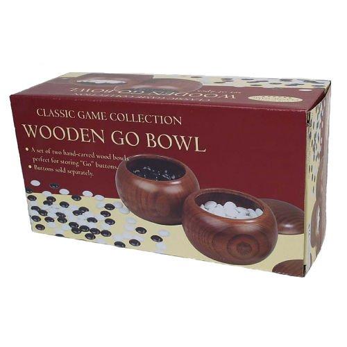 John Hansen Burlwood Go Bowls
