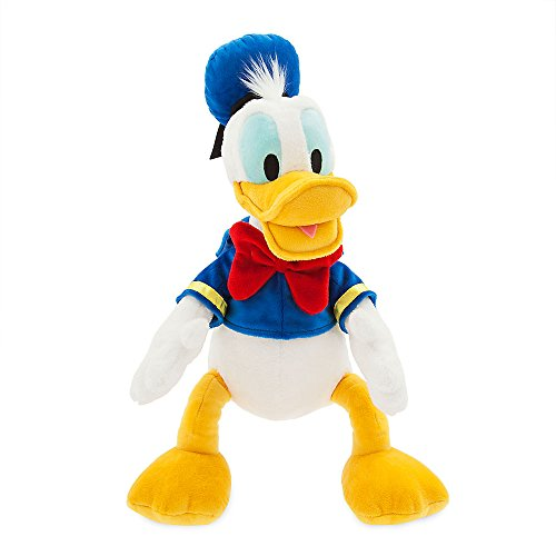 Disney Donald Duck Plush - Medium - 17 Inch - Plush Doll Duck