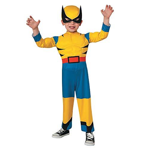 Fun Express - Wolverine Toddler for Halloween - Apparel Accessories - Costume Accessories - Masks - Halloween - 1 Piece]()