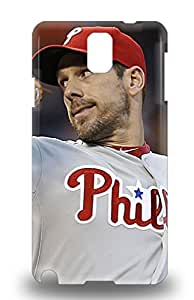 3D PC Case Cover MLB Philadelphia Phillies Cliff Lee #33 Fashionable 3D PC Case For Galaxy Note 3 ( Custom Picture iPhone 6, iPhone 6 PLUS, iPhone 5, iPhone 5S, iPhone 5C, iPhone 4, iPhone 4S,Galaxy S6,Galaxy S5,Galaxy S4,Galaxy S3,Note 3,iPad Mini-Mini 2,iPad Air )