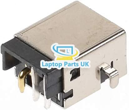 DC Power Jack compatible with ASUS N550 Replacement Charging Socket Connector