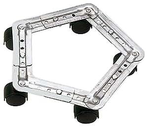 """'Foerster Macetero Roller """"Vario ruedas de plástico"""