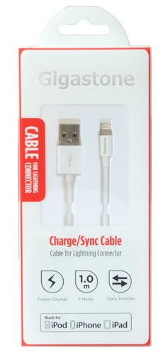 Gigastone Lighting to USB Cable