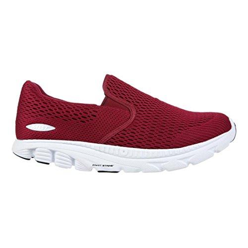 Mbt Womens Speed 17 Slip On W Sneaker Vino