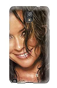 Hard Plastic Galaxy Note 3 Case Back Cover,hot Brooke Burke 48 Case At Perfect Diy