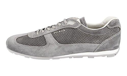 Mens Prada 4E2020/Sneaker da uomo, in pelle