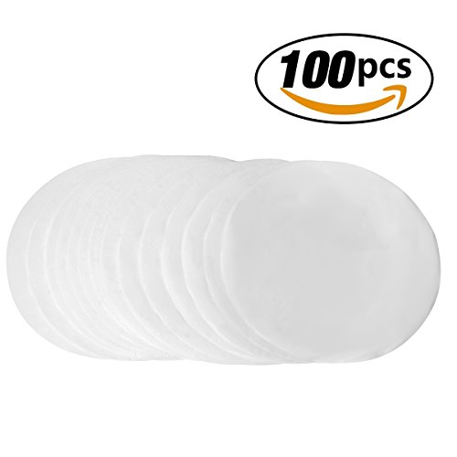 Parchment Paper Rounds 7 Inch Diameter Precut for Baking 100pcs - Non-STICK 7'' Cake Pan Liner Circles, Perfect for Cheesecake Pan Springform Pan Bundt Pan Steamer and Air Fryer