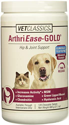 Picture of Vet Classics ArthriEase Gold (120 tablets)