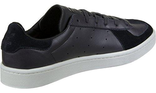 adidas Unisex-Erwachsene BW Avenue Fitnessschuhe, Weiß Schwarz (Negbas / Negbas / Casbla)