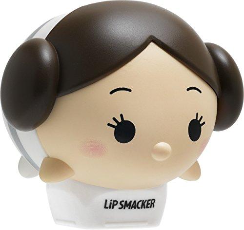 Lip Smacker Disney Tsum Tsum Lip Balm, Princess Leia Cinnamon Buns, 0.26 Ounce