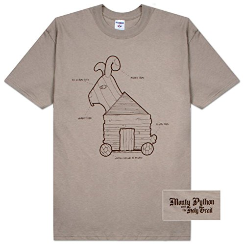 8880cde563e Monty Python - Rabbit Plans T-Shirt Size XL - Buy Online in KSA. Apparel  products in Saudi Arabia. See Prices