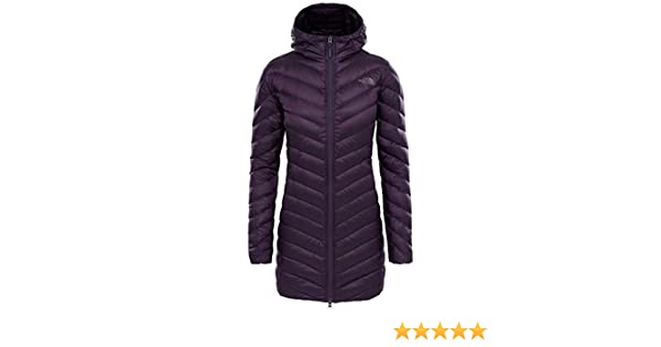 Amazon.com: The North Face Ladies Trevail Parka Dark Eggplant Purple XL: Sports & Outdoors