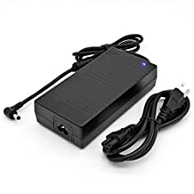 180W AC Adapter 19V 9.5A 5.5x2.5mm AC Notebook Power Adapter for ASUS G46 G55 G75 G750 G751 G752 (19V 9.5A 5.5x2.5mm)