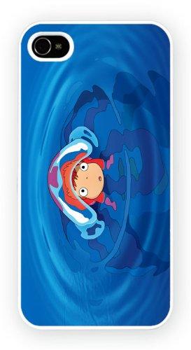 Ponyo, iPhone 5C, Etui de téléphone mobile - encre brillant impression