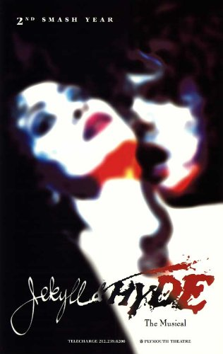 Jekyll and Hyde (Broadway) 11 x 17 Poster - Style A