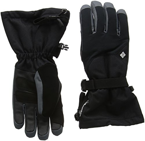 Columbia Men's Inferno Performance Gloves - Black, Large