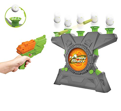 Fat Brain Toys Glow-in-The-Dark Hover Shot 2.0 Games for Ages 6 to 10]()