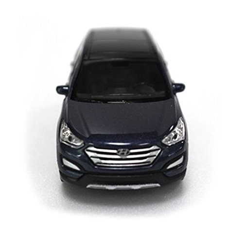 [Sell by Automotiveapple] Hyundai Brand Collation Mini Car 1:38 Scale Unique Miniature Diecast Model 1-pc For 13 14 Hyundai Santa Fe SPORT : DM (Ocean View) (Unique Pcs)