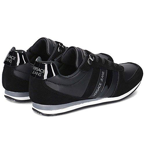 Jeans Nero Running Uomo Versace Sneaker dXqzwXI