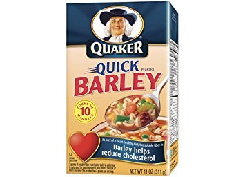 Quaker Quick Barley, 11 oz (Pack of 2)
