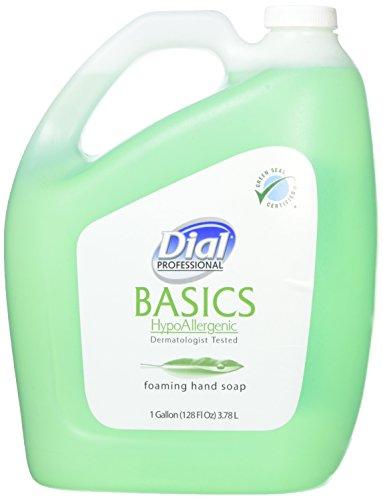 Basics Foaming Hand Wash Original Formula Fresh Scent 1 Gallon (Dial Soap Dispensers)
