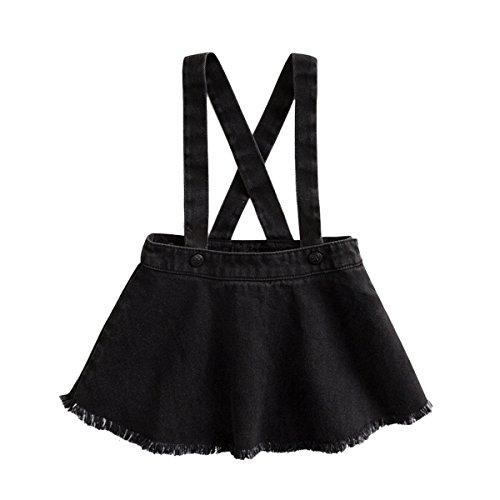 next baby denim dress - 2