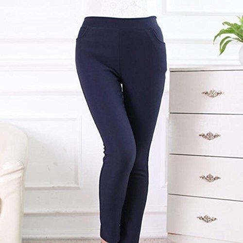 spritechtm-womens-fashion-slim-elastic-pencil-pants-flocking-long-pants