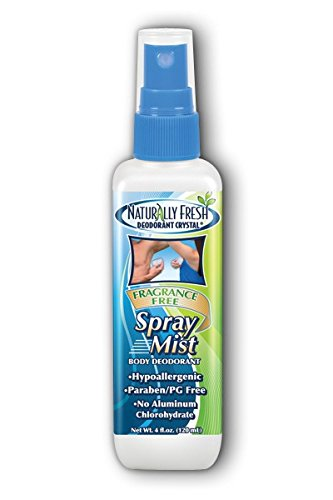 Naturally Fresh Deodorant Crystal Spray Mist 4 oz ()