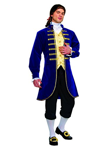 Costume Culture Men's Aristocrat Costume Extra Large,
