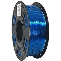 Stronghero3D 3D Printing PETG Filament Blue 1.75mm Net Weight 1KG Accuracy +/-0.05mm from stronghero3d